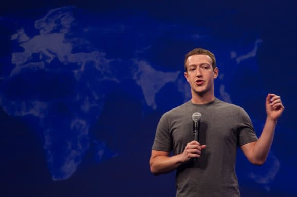 Zuckerberg To Meet With Conservative Thought Leaders